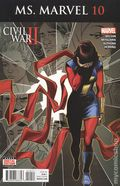 Ms. Marvel (2015 4th Series) 10A