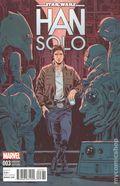 Star Wars Han Solo (2016 Marvel) 3B