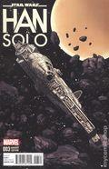 Star Wars Han Solo (2016 Marvel) 3C