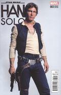 Star Wars Han Solo (2016 Marvel) 3D