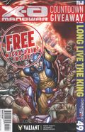 X-O Manowar (2012 3rd Series Valiant) 49E