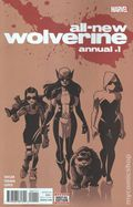 All New Wolverine (2015) Annual 1A
