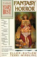 Year's Best Fantasy and Horror HC (1990 St. Martin's Press) Third Annual Collection 1-1ST