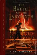 Percy Jackson and the Olympians HC (2005-2009 Disney/Hyperion Novel) 4-1ST