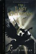 Percy Jackson and the Olympians HC (2005-2009 Disney/Hyperion Novel) 5-1ST