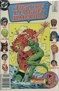 Justice League of America (1960 1st Series) Canadian Price Variant 242