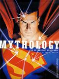 Mythology The DC Art of Alex Ross HC (2003 Pantheon) 1st Edition 1A-1ST