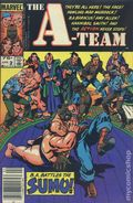 A-Team (1984) Canadian Price Variant 2