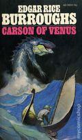Carson of Venus PB (1975 Ace Science Fiction Novel Series) 1-1ST