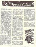 Gridley Wave (1959) Fanzine 74