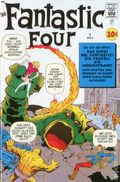 Fantastic Four (1999) German Reprint 1