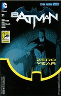 Batman (2011 2nd Series) 21SDCC