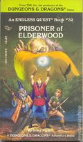 Endless Quest Book PB (1982-1987 TSR) Dungeons and Dragons... 32-1ST
