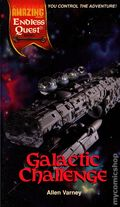 Endless Quest Book: Galactic Challenge PB (1995 TSR 2nd Series) Amazing Engine 1-1ST