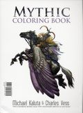 Mythic Coloring Book SC (2016 Faerie) By Charles Vess and Michael Kaluta 1-1ST