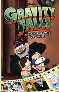 Gravity Falls Cinestory Comic GN (2015-2016 Joe Books) Disney 2-1ST