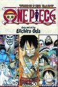 One Piece TPB (2009- Viz) 3-in-1 Volume 49-51-1ST