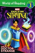 World of Reading: Doctor Strange - This is Doctor Strange SC (2016 Marvel Press) Level 1 1-1ST