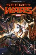 Secret Wars TPB (2016 Marvel) By Jonathan Hickman 1-1ST