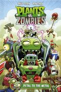 Plants vs. Zombies Petal to the Metal HC (2016 Dark Horse) 1-1ST