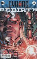 Cyborg Rebirth (2016) 1A