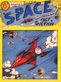 Space Fact and Fiction (1954) UK Pulp 1
