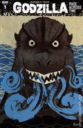 Godzilla Rage Across Time (2016 IDW) 1RI