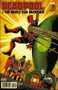 Deadpool and the Mercs for Money (2016 Marvel 2nd Series) 3A