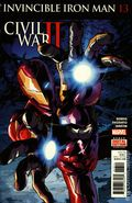Invincible Iron Man (2015 2nd Series) 13A