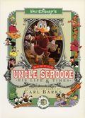 Uncle Scrooge McDuck His Life and Times TPB (1987 Celestial Arts) Walt Disney's 1-1ST