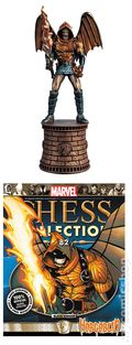 Marvel Chess Collection (2014- Eaglemoss) Figure and Magazine #082