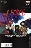 A-Force (2016 2nd Series) 1E