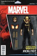 Power Man and Iron Fist (2016 Marvel) 1G
