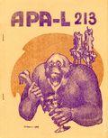 APA-L (1964) fanzine 213