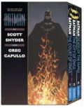 Batman TPB Box Set (2016 DC) By Scott Snyder and Greg Capullo SET#1