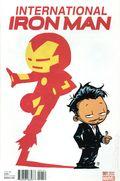 International Iron Man (2016) 1C