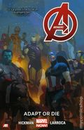 Avengers TPB (2014-2015 Marvel NOW) 5-1ST