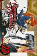 Rurouni Kenshin GN (2003-2006 Shonen Jump Edition Digest) 23-1ST