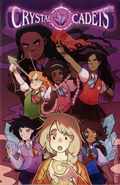 Crystal Cadets TPB (2016 Lion Forge) Revised Edition 1-1ST