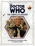 Doctor Who The Complete History HC (2015- Hachette) 3-1ST