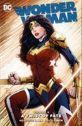 Wonder Woman TPB (2013-2017 DC Comics The New 52) 8-1ST