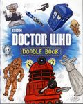 Doctor Who Doodle Book SC (2016 Penguin Books) 1-1ST