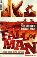 Six Million Dollar Man Fall (2016 Dynamite) 3