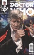 Doctor Who The Third Doctor (2016 Titan) 1A