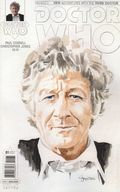 Doctor Who The Third Doctor (2016 Titan) 1C