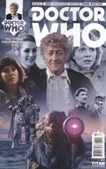 Doctor Who The Third Doctor (2016 Titan) 1B