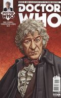 Doctor Who The Third Doctor (2016 Titan) 1D