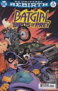 Batgirl and the Birds of Prey (2016) 2A