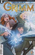 Grimm (2016 Dynamite) Volume 2 1A