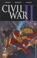 Civil War II (2016 Marvel) 2G